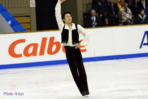 2000 NHK杯国際フィギュアスケー...